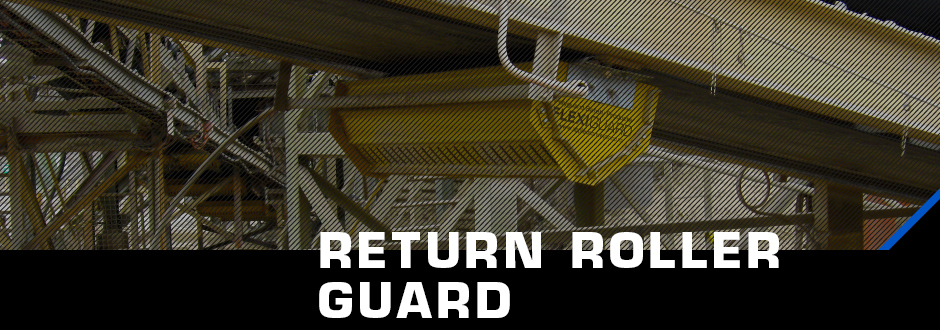 Return Roller Guard Applied Conveyors Amp Polymers Lead